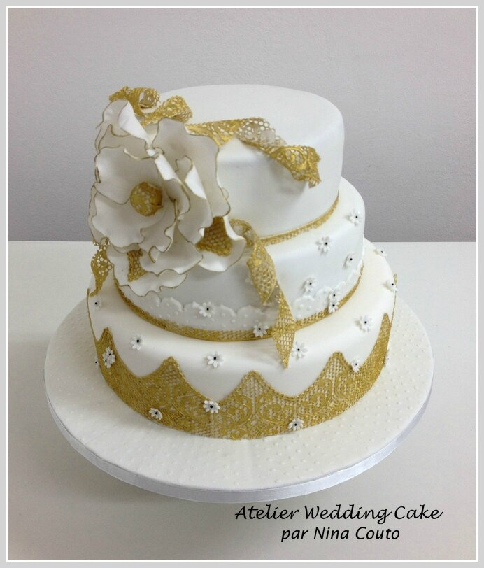 Cake Design Formation Toulouse : Photos de la formation wedding cake a Geneve - Atelier des ...