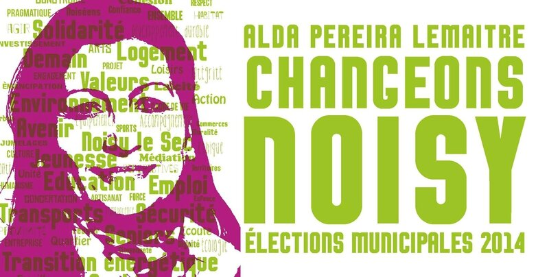 Bannière Changeons Noisy Alda Pereira PRG GE