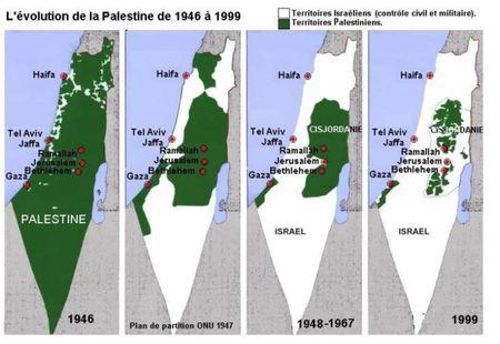 carte_israel_palestine