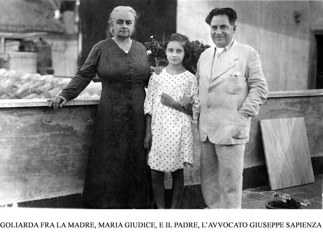 goliarda et parents