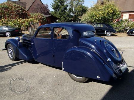 bugatti 57 ventoux coupe randonnee internationale des vendanges rustenhart 2011 3