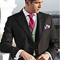 Pour lui, tendance 2013 : la cravate colorée