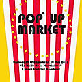 Popup market ce week end