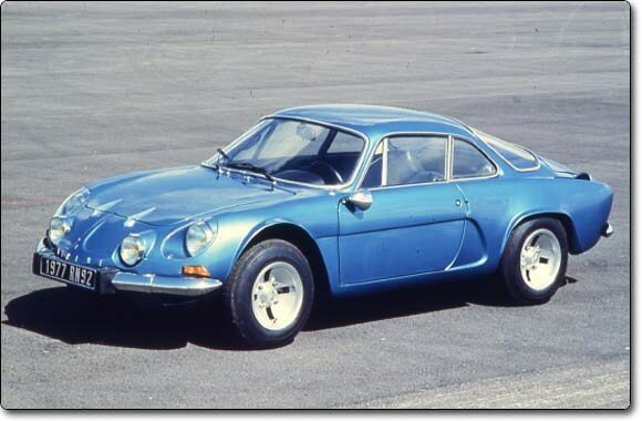 Renault Alpine A110 1600 SX - 1975