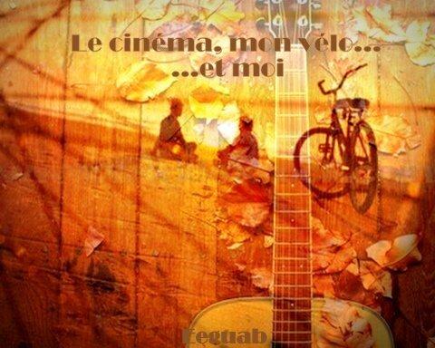 Le cinéma,mon vélo et moi