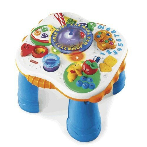 Tables rires & Eveil de Fisher Price-VENDU