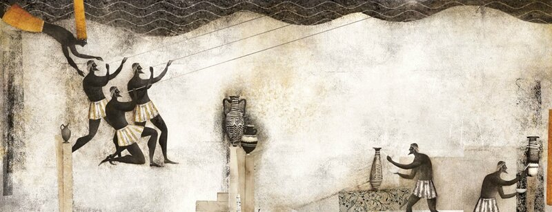 Gabriel Pacheco 1973 - Mexican Surrealist Visionary painter - Tutt'Art@ (29)