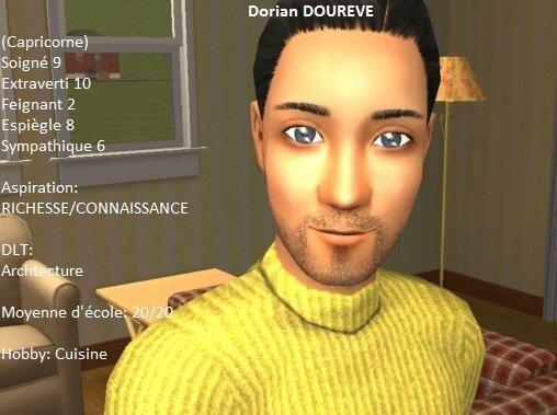 Dorian Dourève