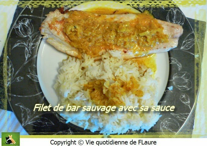 filet bar au curry - flaure -httpvie-quotidienne-de-flaure