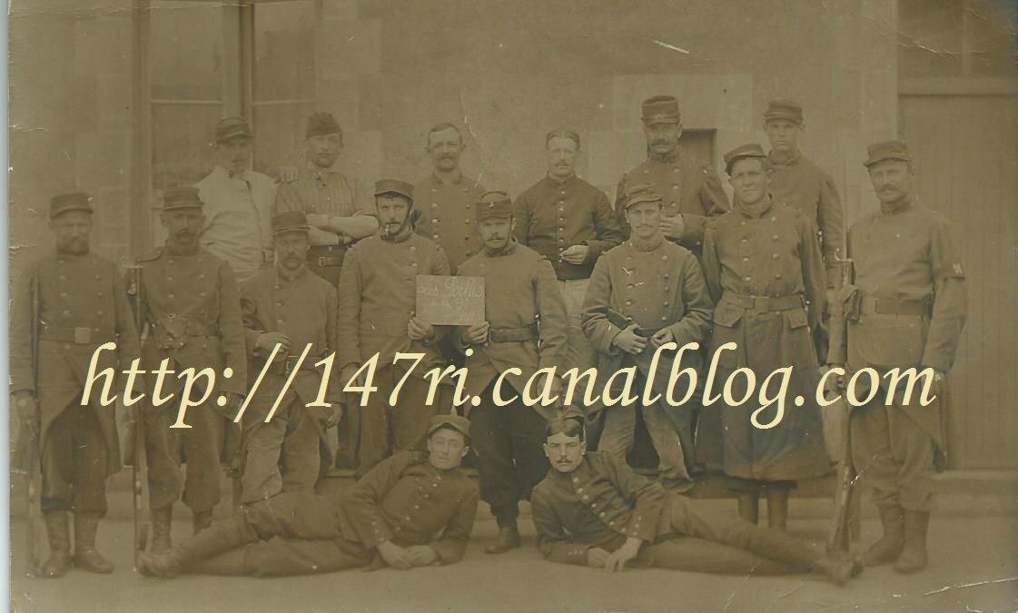 La 9è escouade - 1915