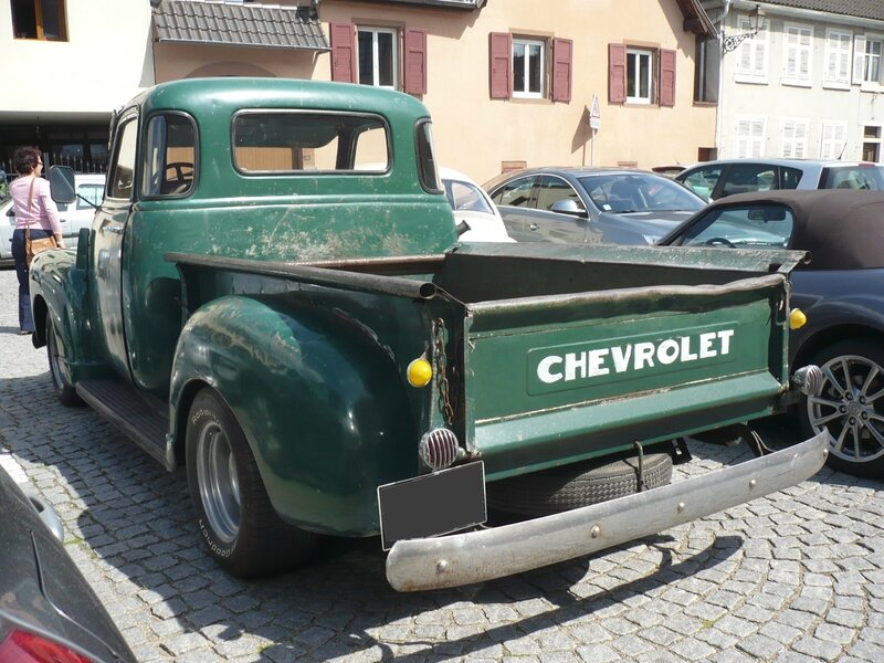 CHEVROLET 3100 pick-up Molsheim (2)