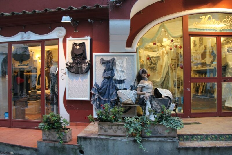 positano boutique
