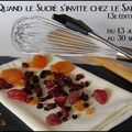Ptes et lgumineuses en salade tide, sans gluten