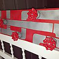 red faucet coat rack for fire engine bedroom