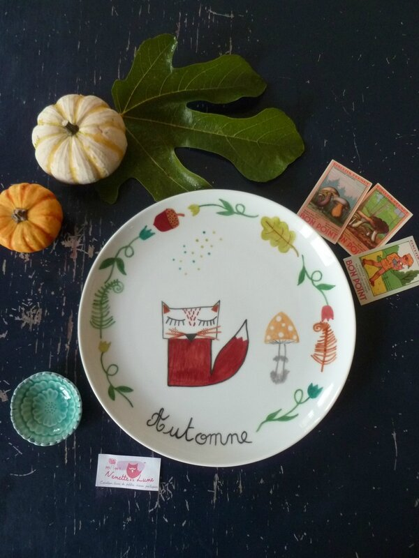 assietes automne, vanity cerise 002