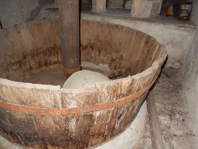moulin de Saint Montan 1