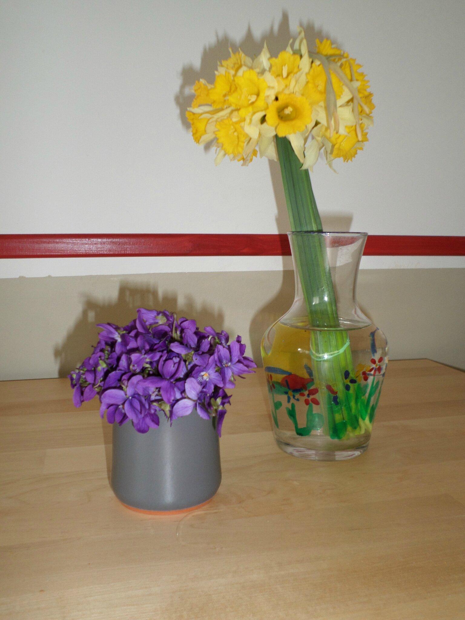 Toujours besoin de fleurs,
