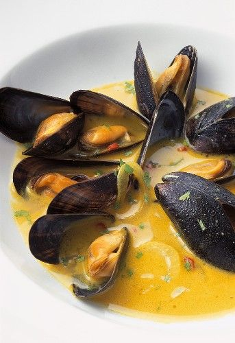 moules_curry