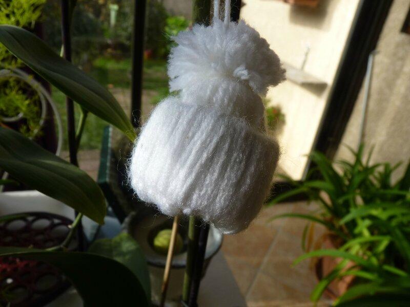 Bonnet de Noël (2)