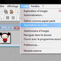 Créer une icône avec photofiltre