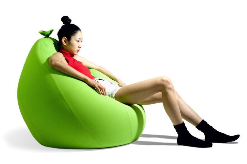 le pouf baloon de florence jaffrain sonia saelens d co. Black Bedroom Furniture Sets. Home Design Ideas