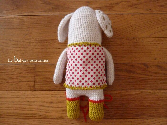 50 Amigurumi Bordure Crochet Gudule Tournicote Rétro4