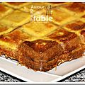 Croque cake et tablette