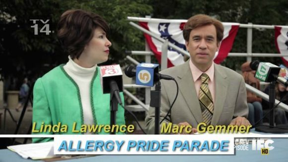 Allergy Pride Parade