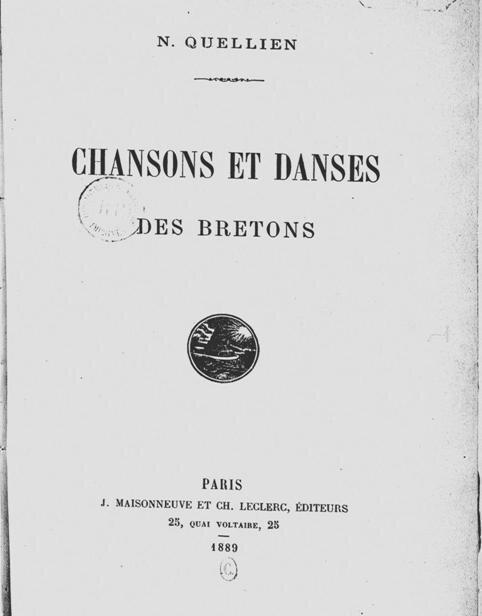 Chansons et danses des Bretons_1