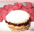 macarons aux framboises