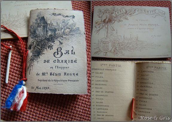 bal de charité 1895