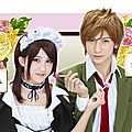 [drama news] les premières images du drama adapté de kaichou wa maid-sama