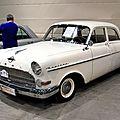 Opel kapitan 56 2.5 de 1957 (RegioMotoClassica 2011)