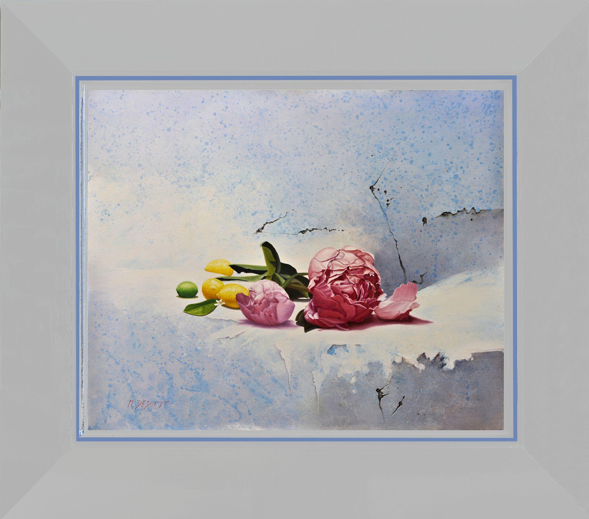 Tableaux peintures trompe l 39 oeil - Tableaux trompe l oeil ...