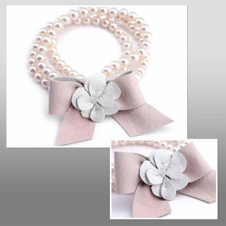 Bracelet_Camelle_perle_rose