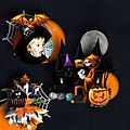 Halloween Party - Kit by Butterfly Dsigns