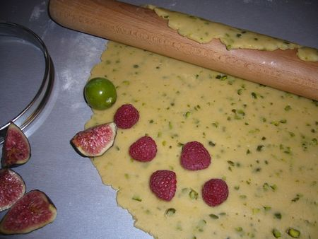 pate sable pistache 1