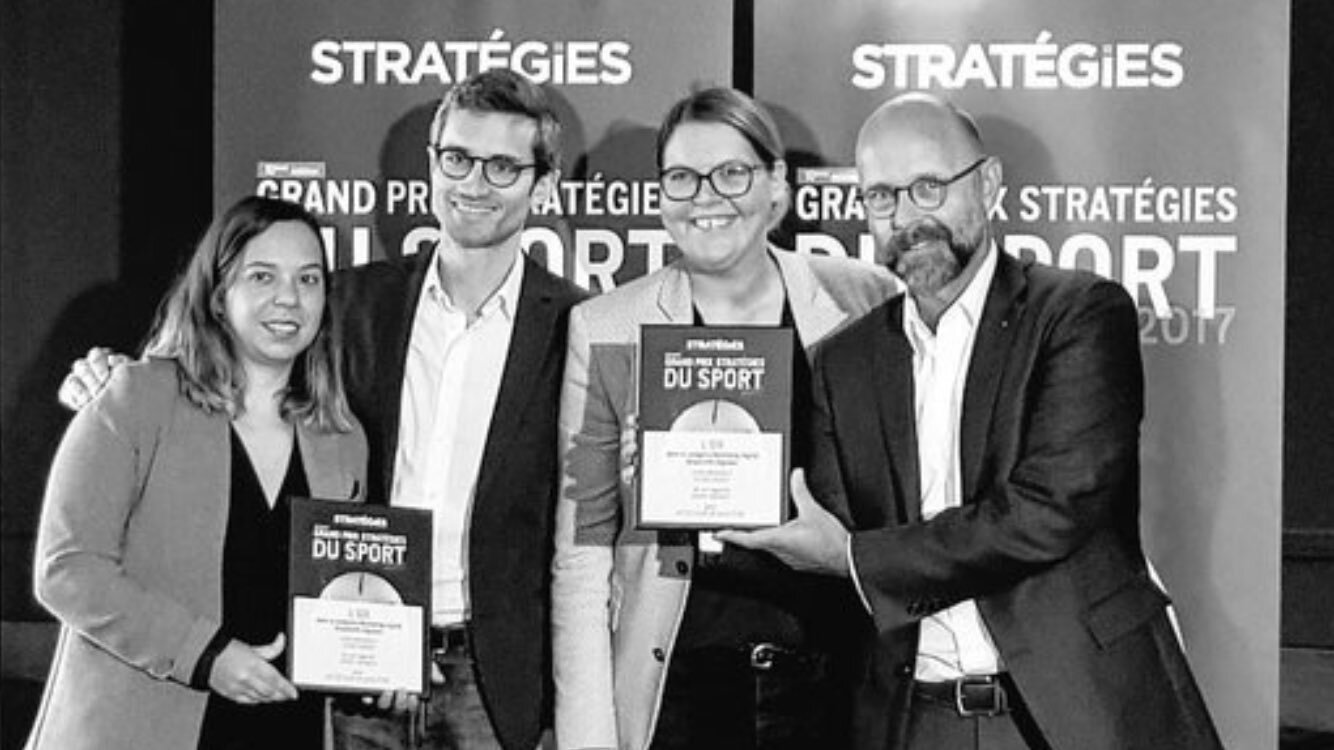 GRAND PRIX STRATEGIES DU SPORT + EUROPEAN EXCELLENCE AWARDS