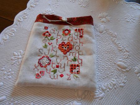 pochette Etude de points