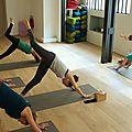 A la découverte du yoga chez casa yoga
