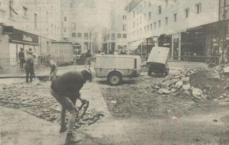 Est Républicain 15 mars 86 Travaux Fontaine Rougemont R