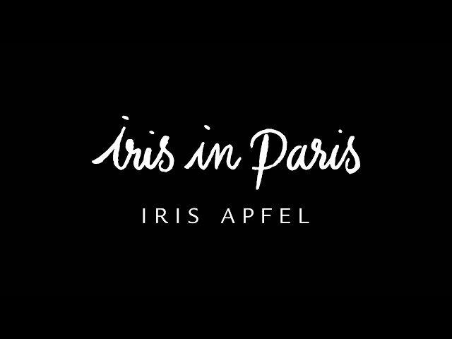 Iris Apfel x Le Bon Marché