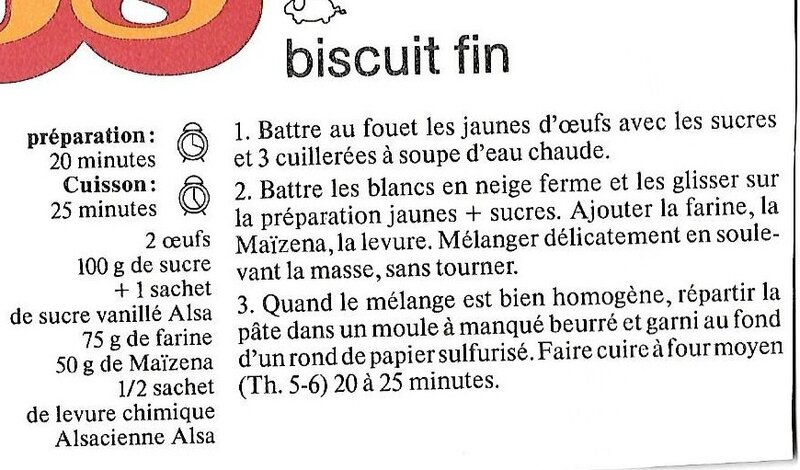 biscuit fin