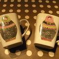 Mugs Matrioska