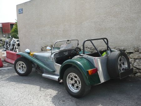 CATERHAM Sprint Super 7 Poussan (2)