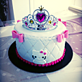 Cake Art The`me Hello Kitty