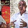 Jacques raveleau-duparc évoque charette (vidéo)