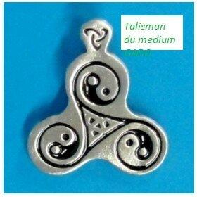 pendentif-talisman du voyant medium serieux GADO