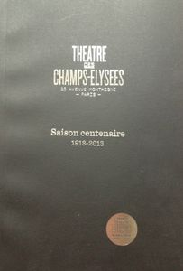 Theatre des champs Elysées 11