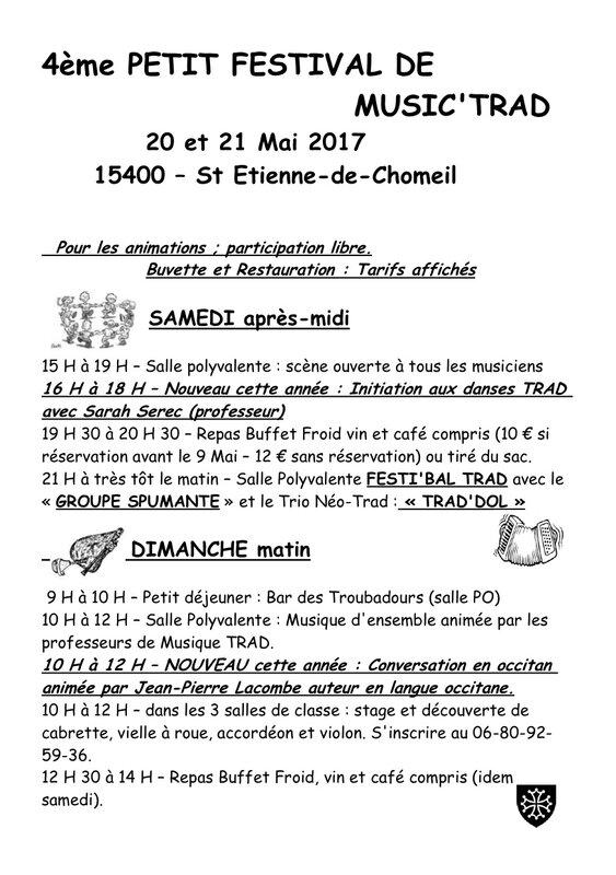Affiche-Mot du President-Programme -Quatrieme Petit Festival de Music Trad - V2 (dragged) 2